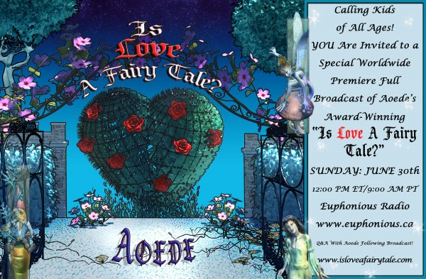 aoede is love a fairy tale euphonius
