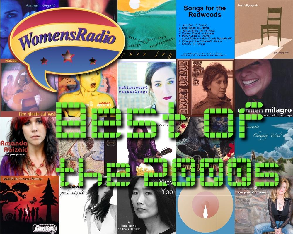 WomensRadio.com Best of the 2000s