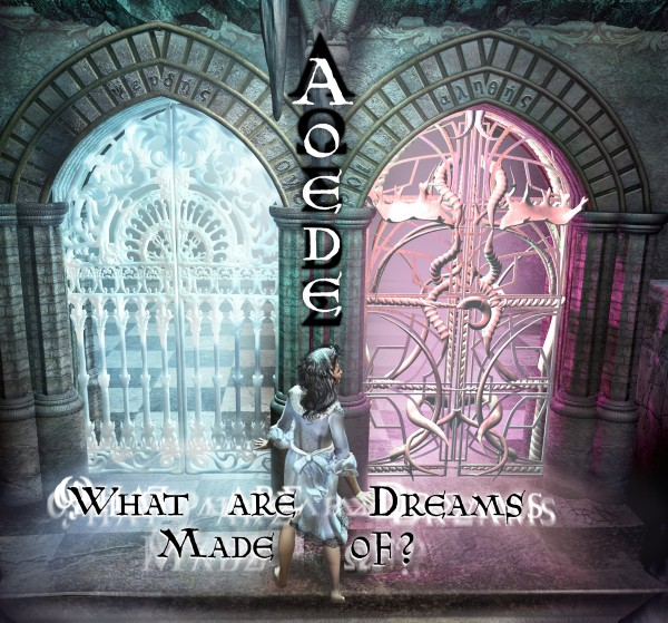 What Are Dreams Made Of CD Cover